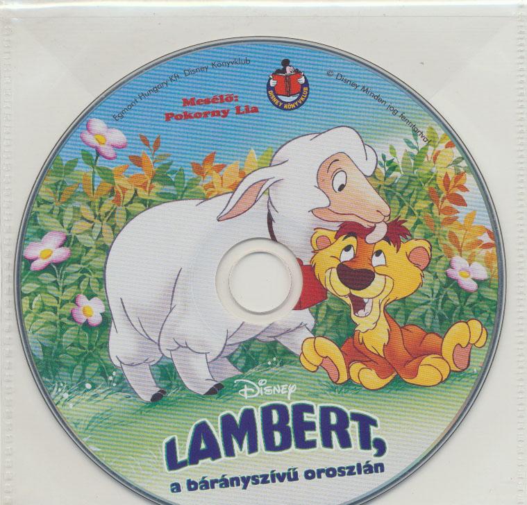 Disney - Lambert, a bárányszívű oroszlán - Hangoskönyv