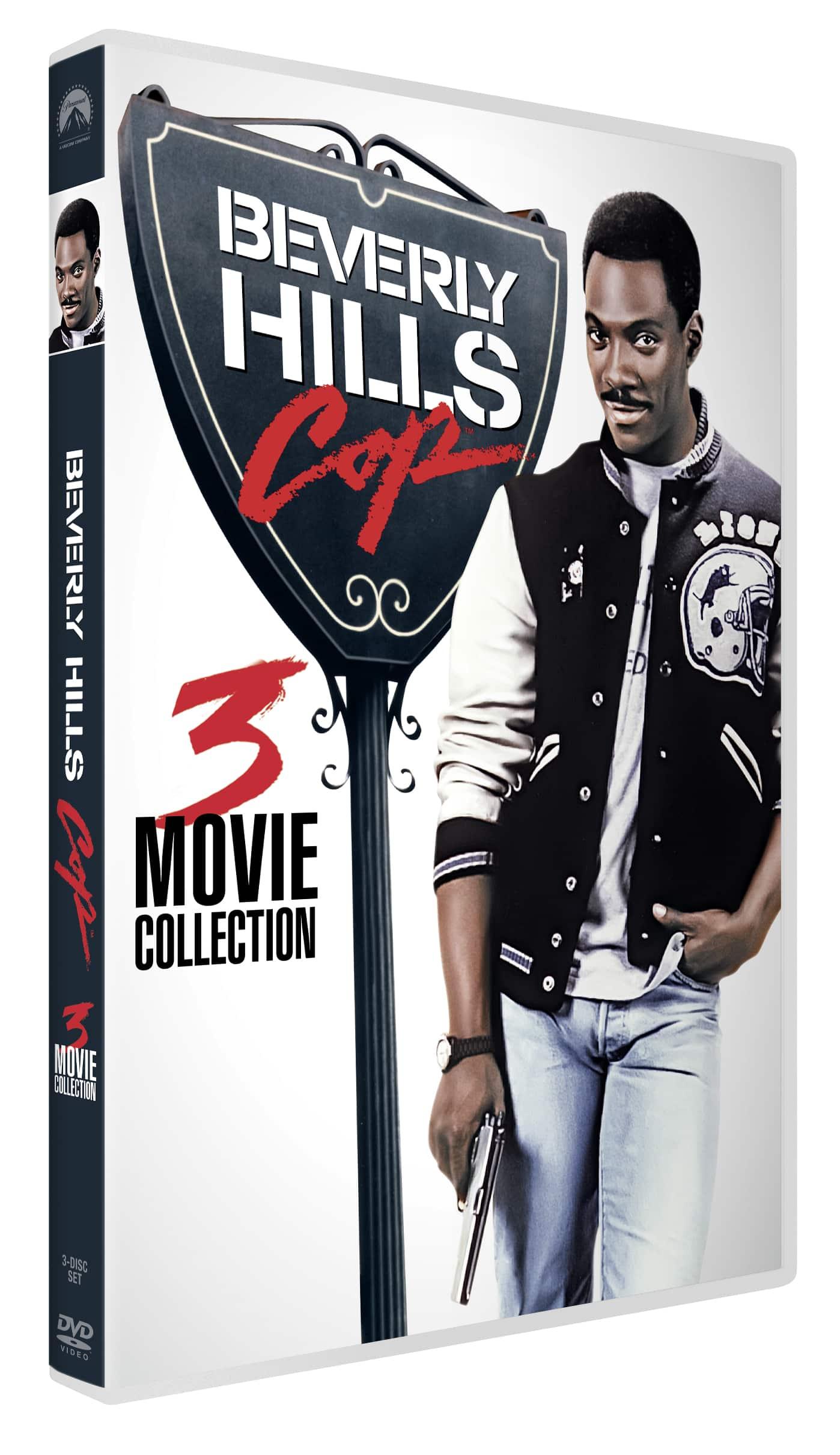 Több rendező - Beverly Hills-i zsaru 1-3. - DVD