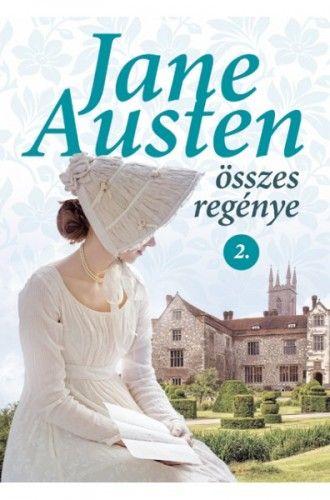 Jane Austen - Jane Austen összes regénye 2.