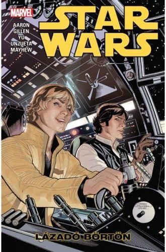 Jason Aaron - Star Wars: Lázadó börtön - Képregény