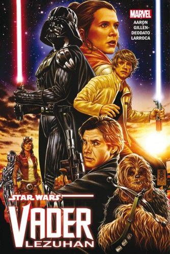 Jason Aaron - Star Wars - Vader lezuhan - képregény