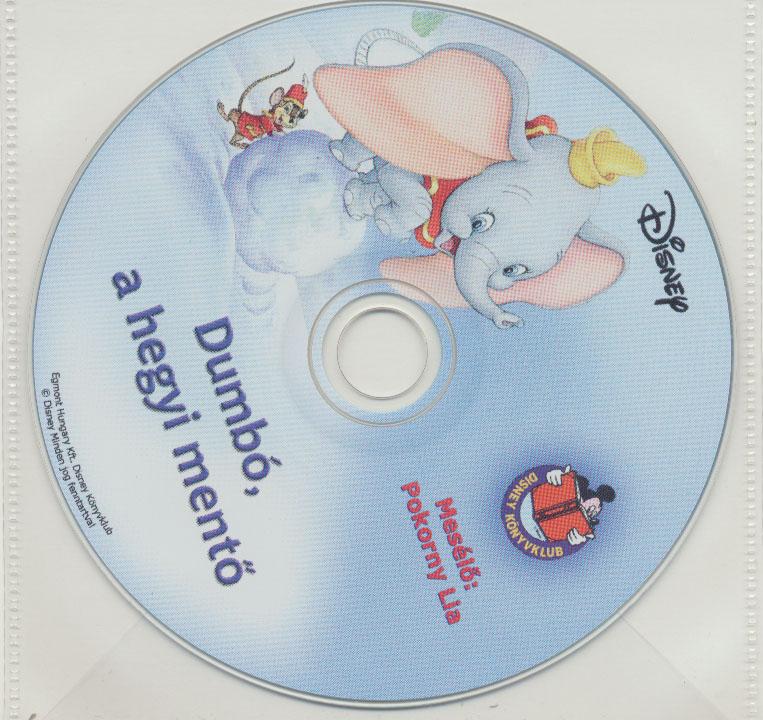 Disney - Dumbó, a hegyi mentő - Hangoskönyv