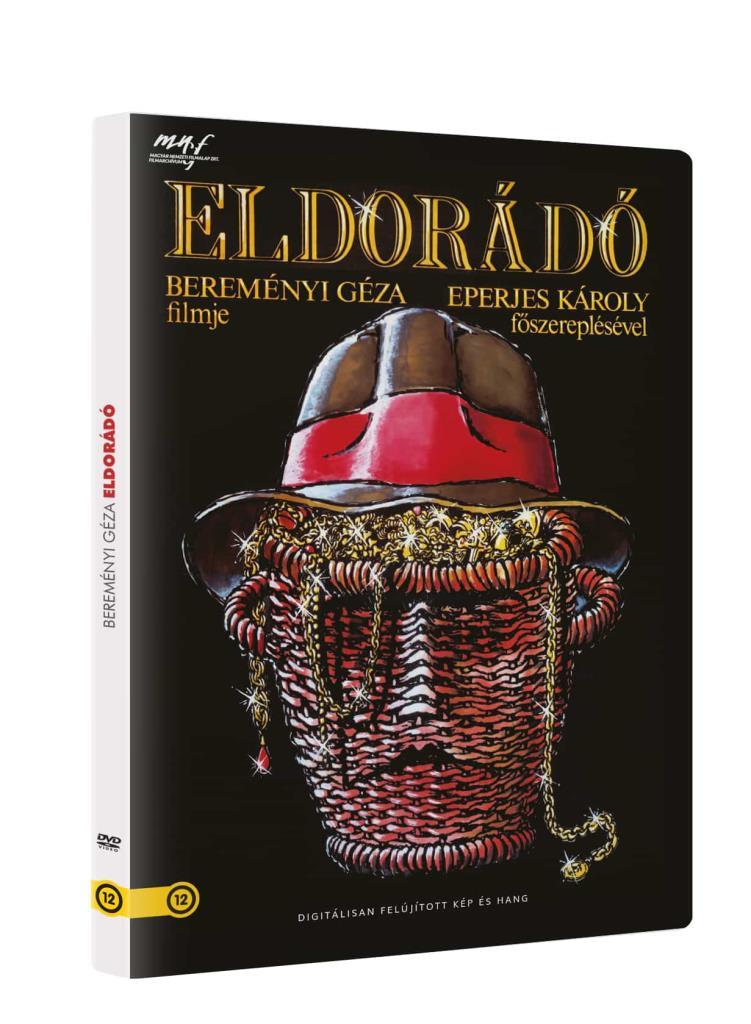 Bereményi Géza - Eldorádó - DVD