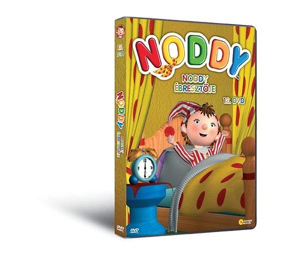 Noddy 12. - Noddy ébresztője - DVD