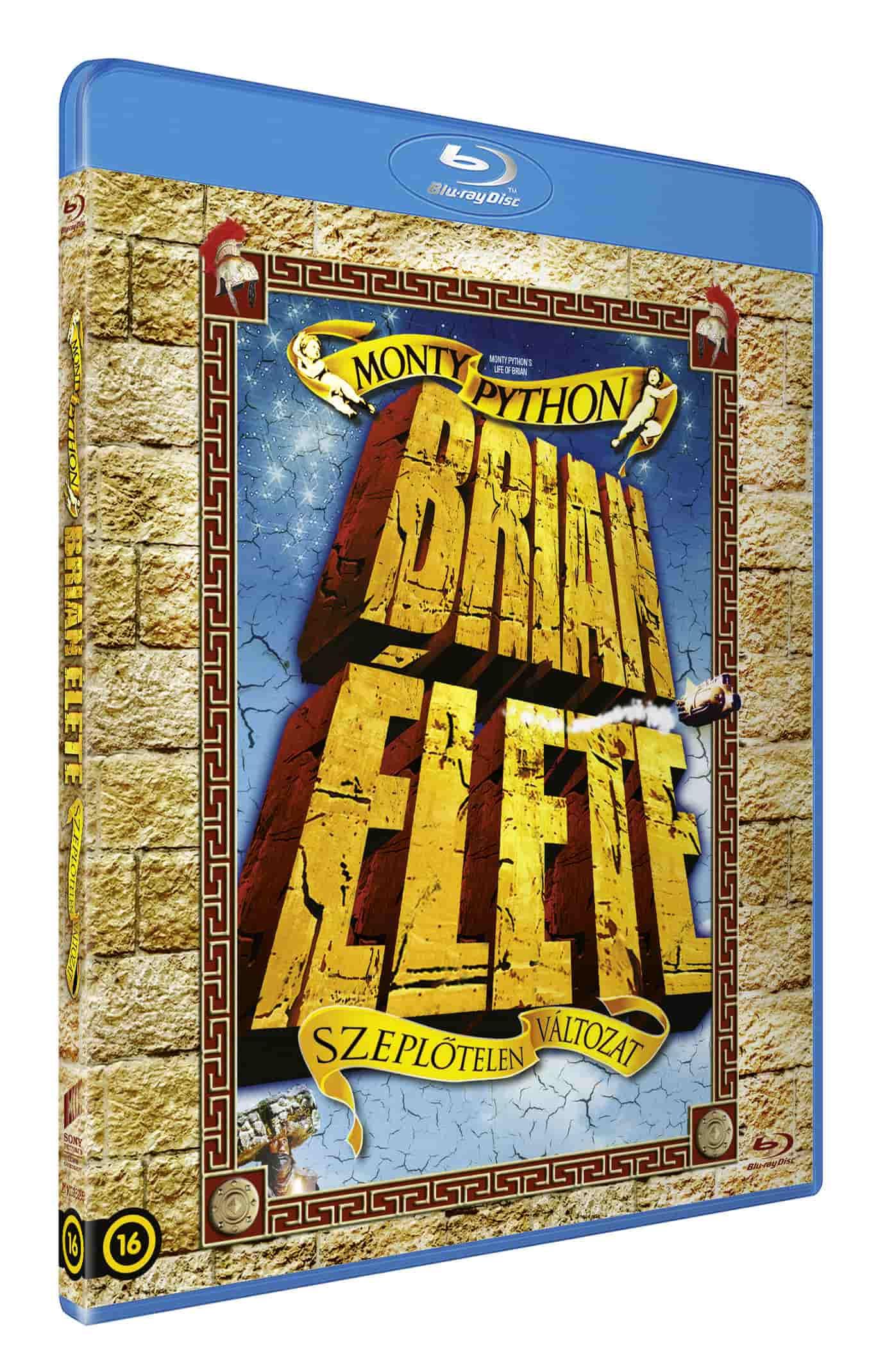 Monty Python - Brian élete - Blu-ray