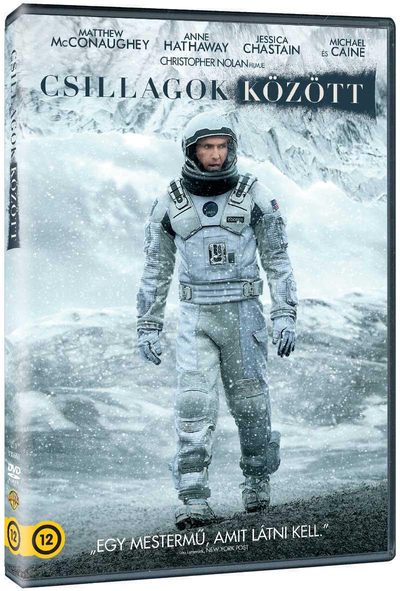 Csillagok között - DVD
