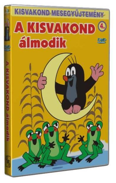 Kisvakond álmodik - DVD