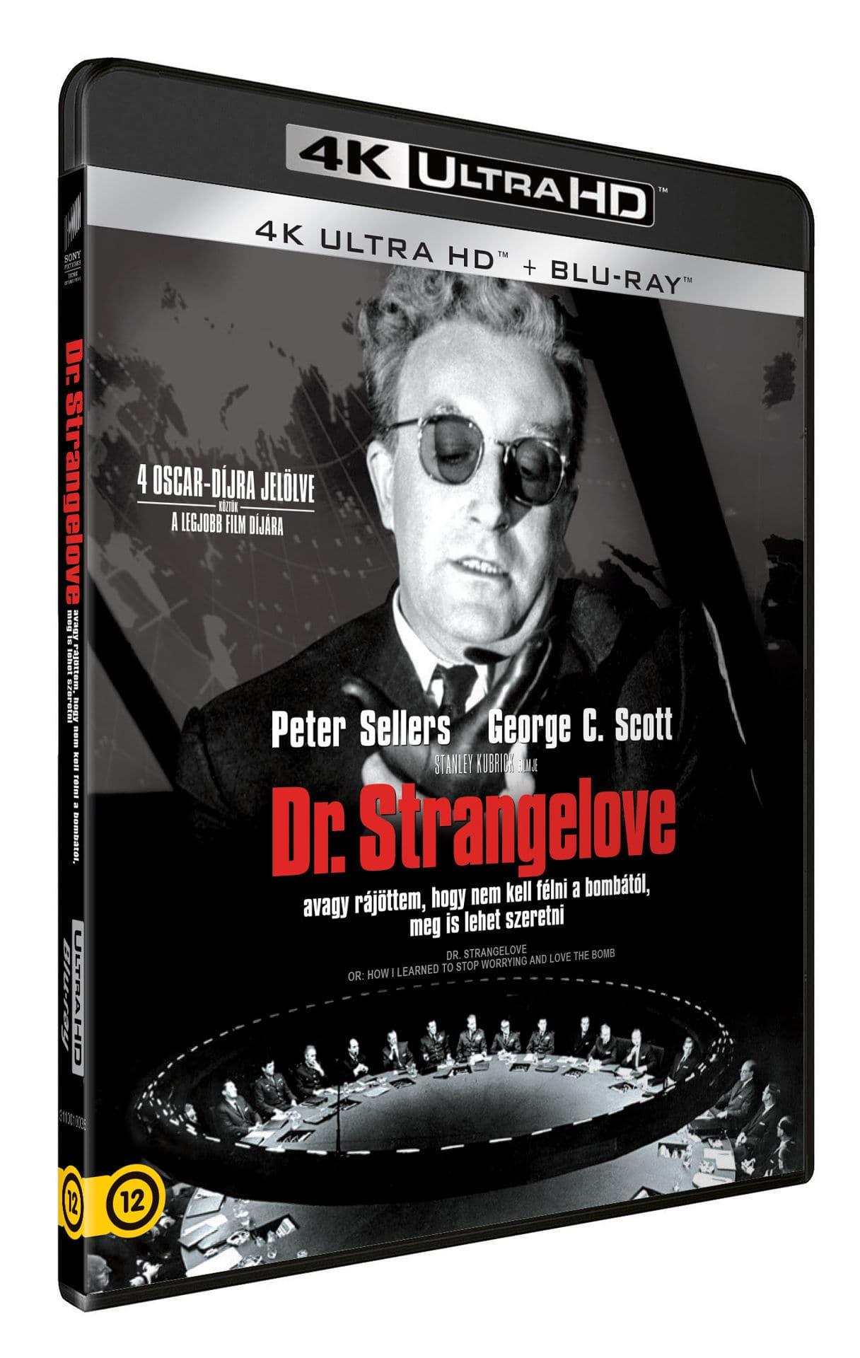 Dr. Strangelove (UHD+BD)
