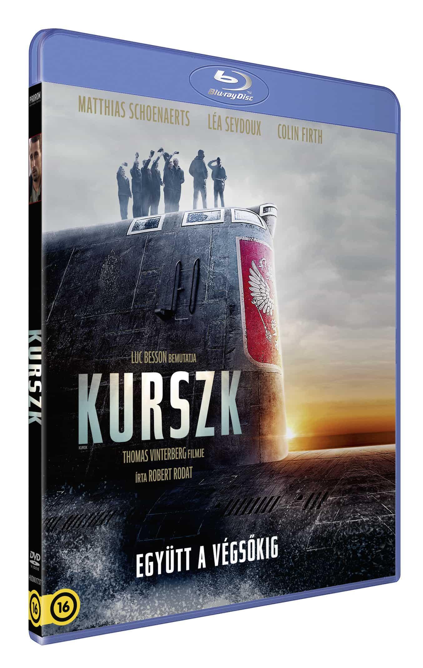 Kurszk - Blu-ray