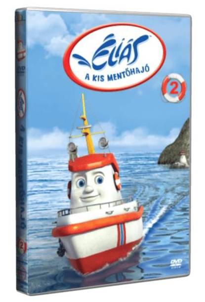 Éliás, a kis mentőhajó 2. - DVD
