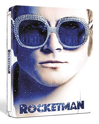 Dexter Fletcher - Rocketman - limitált, fémdobozos változat (steelbook) - Blu-ray