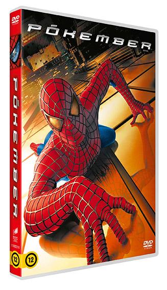 Pókember - DVD