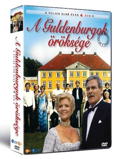 Guldenburgok öröksége  I. évad díszdoboz - DVD