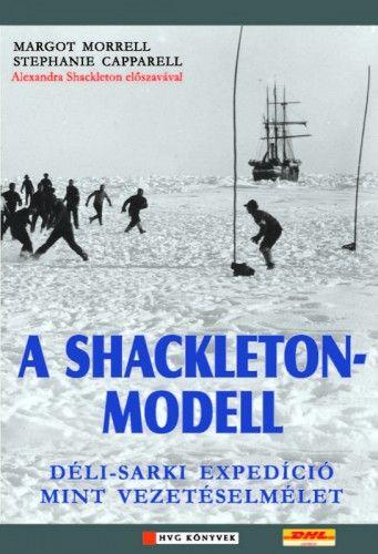 Margot Morrell - A Shackleton-modell