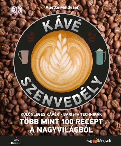 Anette Moldvaer - Kávészenvedély