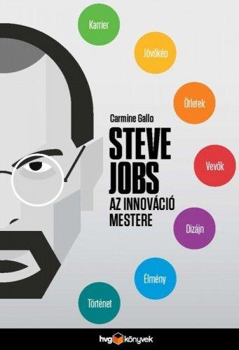 Gallo Carmine - Steve Jobs az innováció mestere