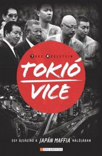Jake Adelstein - Tokió Vice