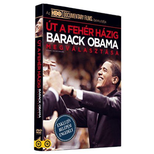 AmyRice,AliciaSams - Út a Fehér házig - Barack Obama megválasztása - DVD